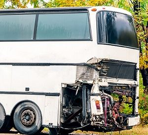 Bus accident in Mobile AL